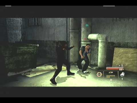 Alpha Protocol Hard Walkthrough - Spy - Taipei - Mission 4: Assault Triad HQ in Slums