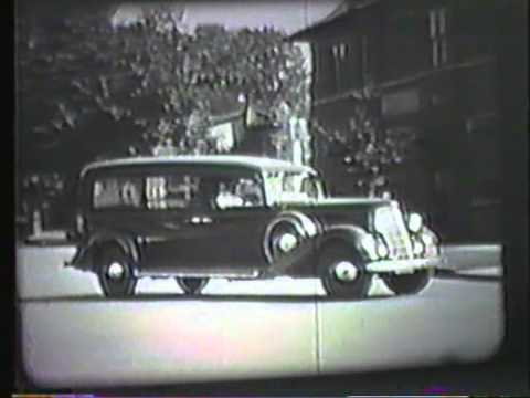 Monmouth, Illinois, in 1937 -- Historical footage