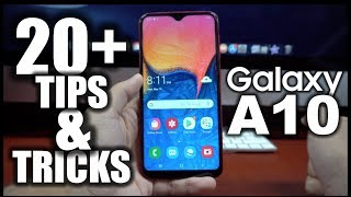 20 Best Tips & Tricks for Samsung Galaxy A10