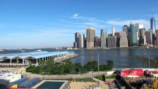 At Brooklyn Heights Promenade on Wednesday June 18, 2014.