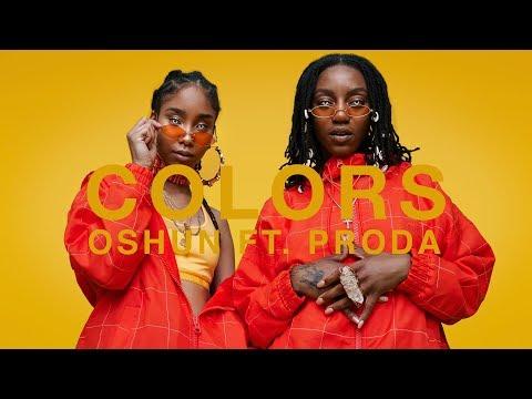 OSHUN - Solar Plexus ft. Proda | A COLORS SHOW