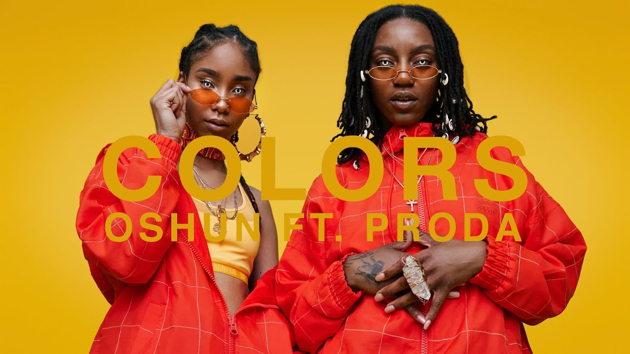 Oshun Solar Plexus Ft Proda A Colors Show Youtube