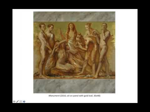 Art Chat with Linda Fisler  Classical Painting with Juliette Aristides