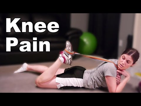8de90db01c Knee Pain Stretches & Exercises - Ask Doctor Jo - YouTube