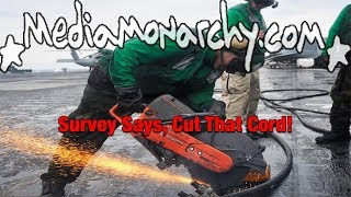 Survey Says, Cut That Cord! - #GoodNewsNextWeek