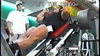 Greg Kovacs   Strongest Bodybuilder Alive