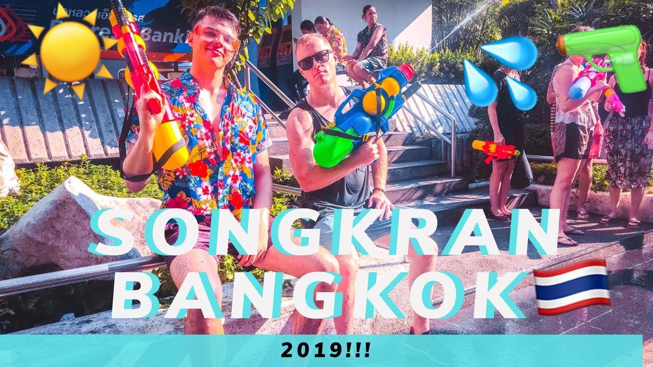 BANGKOK SONGKRAN 2019!! ?☀️? Epic Water Party & Tiesto @ S2O Festival