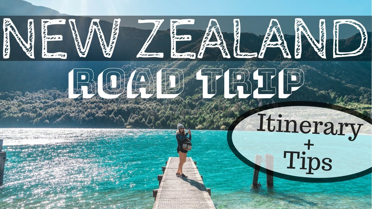 Ultimate Guide to Road Trip New Zealand