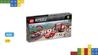 LEGO Ferrari Ultimate Garage 75889: Review