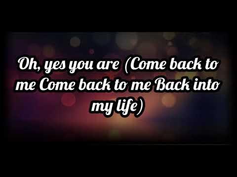 Blue If You Come Back Lyrics