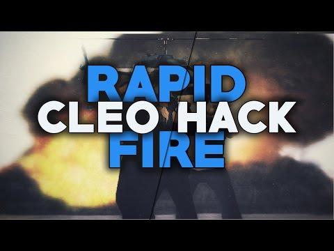 [SAMP 0.3.7] CLEO Rapid- Fire.cs v2.0 ● Belciuu