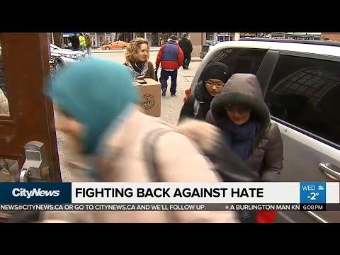 Muslim-Jewish sisterhood giving back to community at Christmas