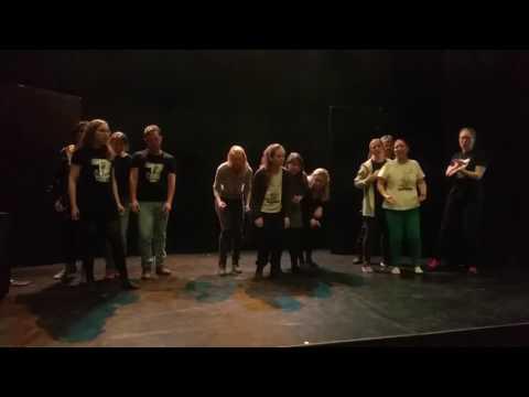 Improvised Musical Give & Take Exercise
