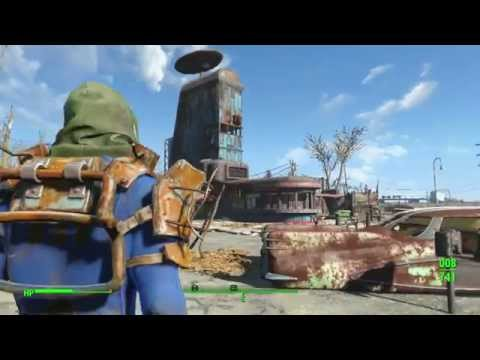 fallout 4 taking point starlight drive in 6 by optic231