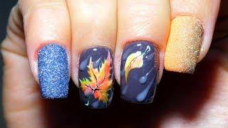 Осенний дизайн ногтей. ТОП удивителные дизайны ногтей. The Best Nail Art Designs & Ideas - Nail Art