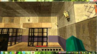 minecraft сериал жизнь в убежище  № 1