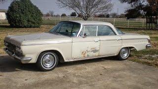 My 1964 Dodge custom 880 | Update #1 Meet Dod-gee.