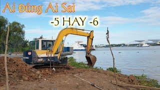 Làm Rỏ Vấn Đề KOMATSU PC60 -5 Hay -6 | Le Toan Channel