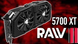 Damn This 5700XT Runs Hot Holy Heat Wave Batman!