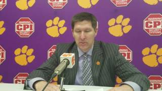 Brad Brownell post NC State part 2