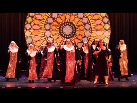 "Cabrillo Music Theatre Presents ""SISTER ACT"""