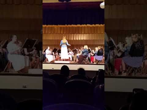 Childress High School Band Spring 2018 part 4