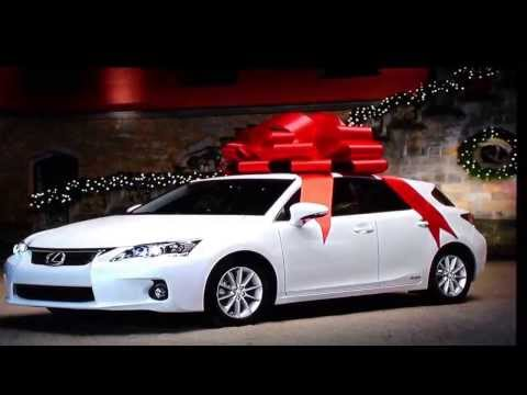 Lexus Christmas Commercial 2013