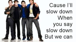 i know you know big time rush ft cymphonique with lyrics