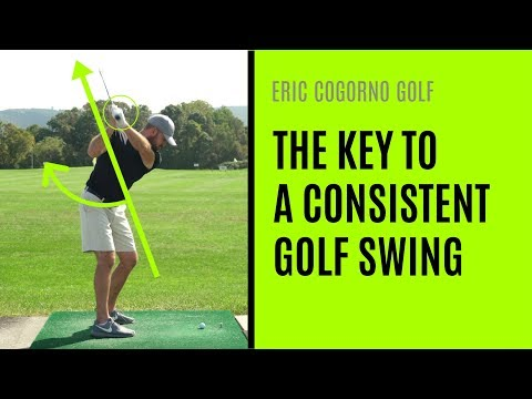 GOLF: The Key To A Consistent Golf Swing