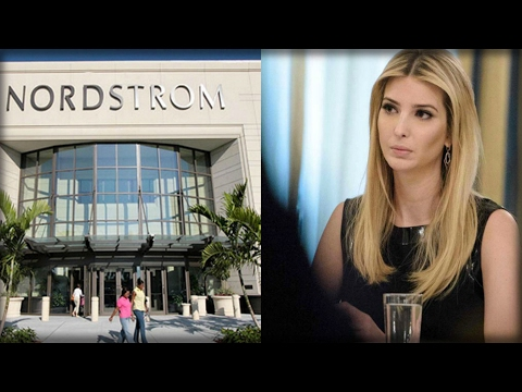 NORDSTROM CANCELLED BUSINESS WITH IVANKA, INSTANTLY HIT WITH MASSIVE BAD NEWS