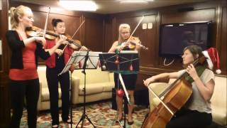The Nutcracker--Trepak (Russian Dance) for string quartet