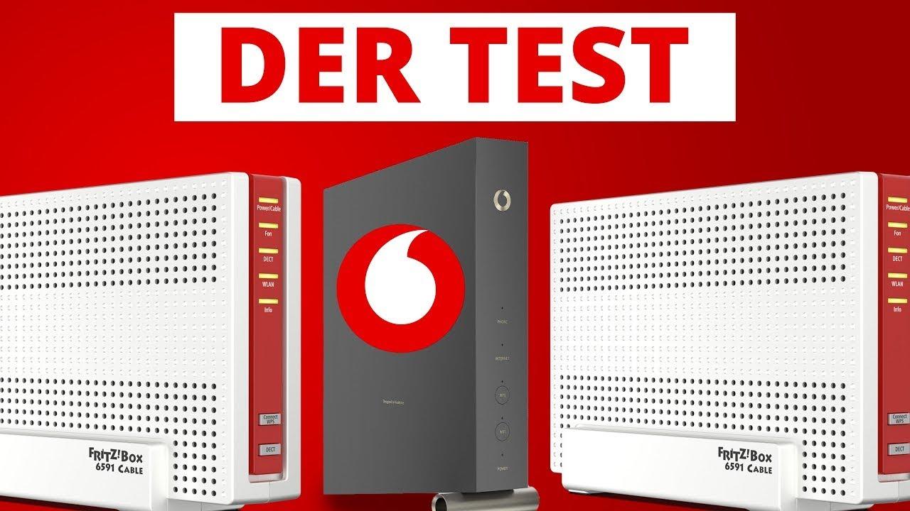 Der Vergleich   Vodafone Station ODER gemietete FritzBox 20 Cable ODER  gekaufte FritzBox 20