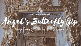 -ˋˏangel's butterfly   huge female beauty + life combo subliminal