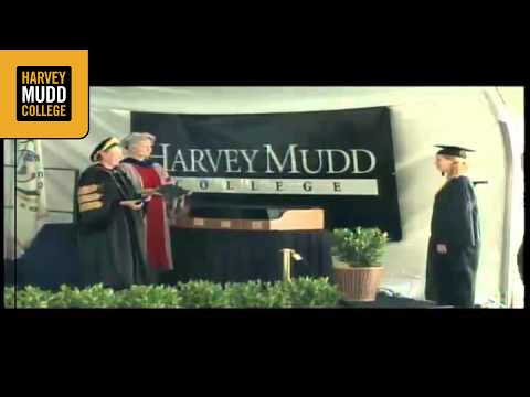 Harvey Mudd College Commencement 2011