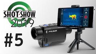 Shot Show 2019. Часть 5 - Новые тепловизоры и прицелы PULSAR