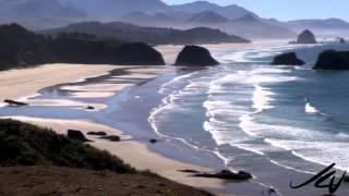 Ecola State Park, Cannon Beach, Oregon -  YouTube
