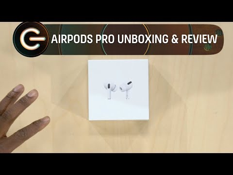 Apple AirPods Pro Unboxing & Review | The Gadget Show