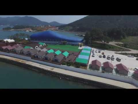 고성 블루웨일 korea inflatable