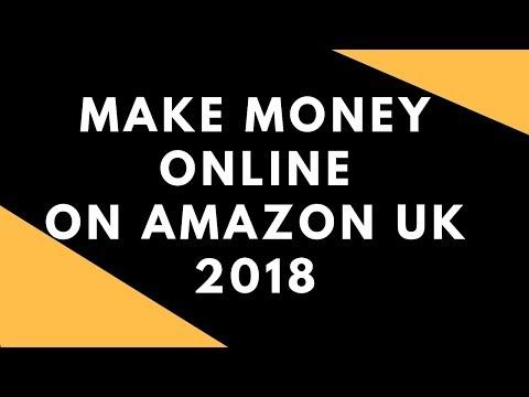 Make Money on Amazon UK - Road to Financial Freedom