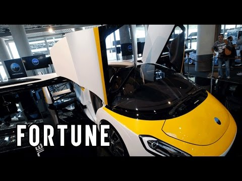 Aeromobil's Flying Cars Are Available For Pre-Order I Fortune