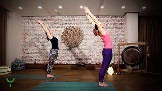 Сурья Намаскар | Шивананда йога |