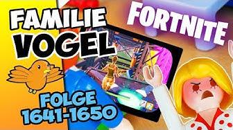 Playmobil Filme Familie Vogel: Folge 1641-1650 Kinderserie | Videosammlung Compilation Deutsch