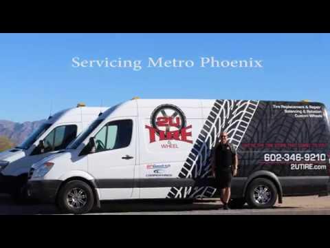 Mobile Tire Service >> 2u Tire Mobile Tire Service