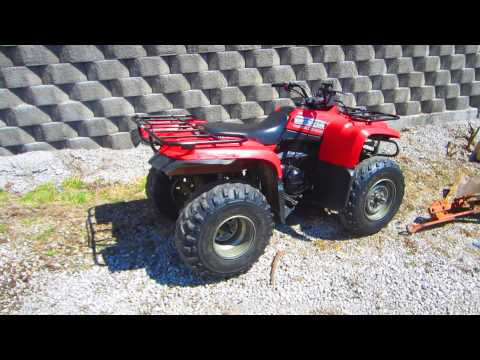 2008 YAMAHA BIG BEAR 400 IRS 5-Speed 4X2 ATV + WARN WINCH - LEXINGTON, KY