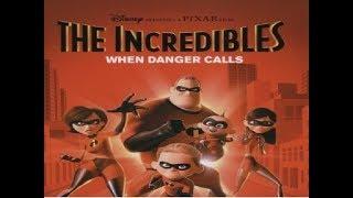 The Incredibles: When Danger Calls (2004) PC Full Walkthrough