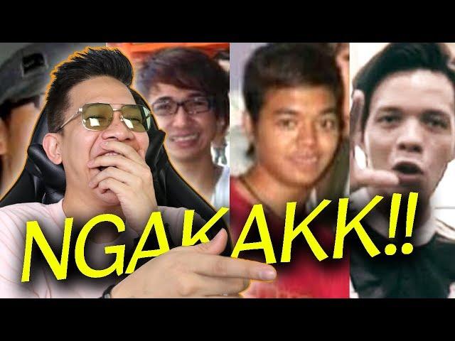 LUCU2!! 10YEARSCHALLENGE YOUTUBER INDONESIA!!