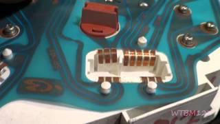 Nissan Maxima  Speedometer and Tachometer Fix