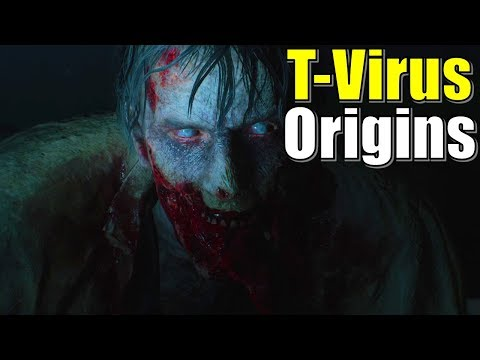 Resident Evil 2 Remake Lore and T and G Virus Origins | A quick refresh on what you are doing in RE2
