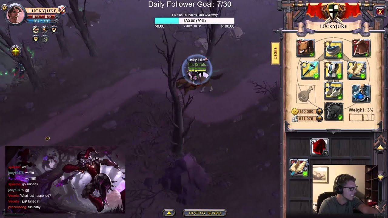 albion online how to get a direwolf
