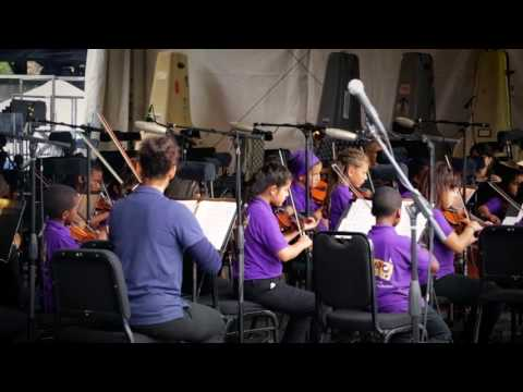 Oregon Symphony Afternoon Music Festival, Bravo Youth Orchestra - Portland, OR